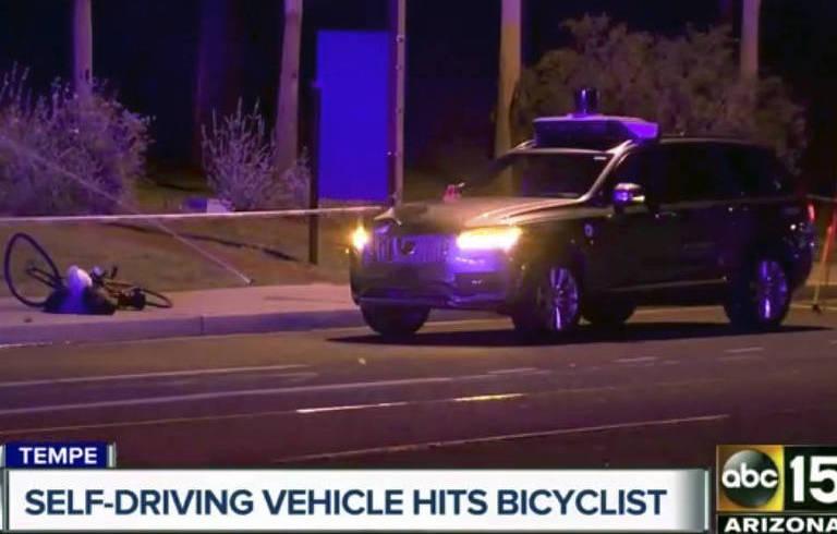 Acidente com carro autônomo da Uber não teria sido causado por falha do sistema
