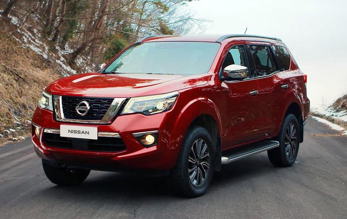 Nissan lança o SUV Terra, na China