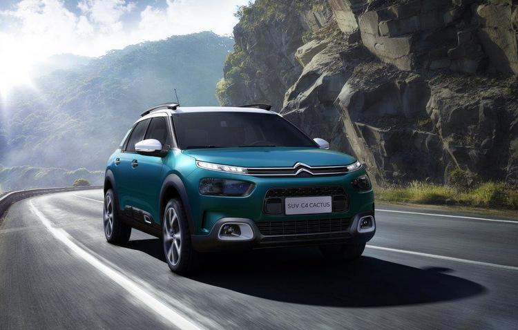 Citroën revela primeiras imagens do C4 Cactus que chega no próximo semestre