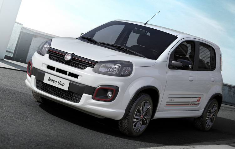 Fiat deve lançar Uno com o antigo propulsor Fire