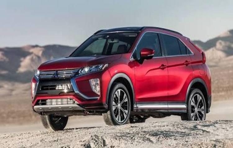 Novo SUV da Mitsubishi
