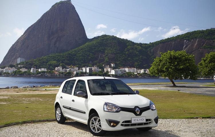 Renault Clio ainda é uma boa opção