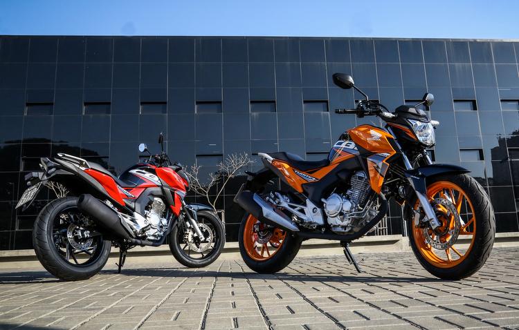 Honda CB 250F têm a versão de entrada por R$ 13.390 já com freios CBS