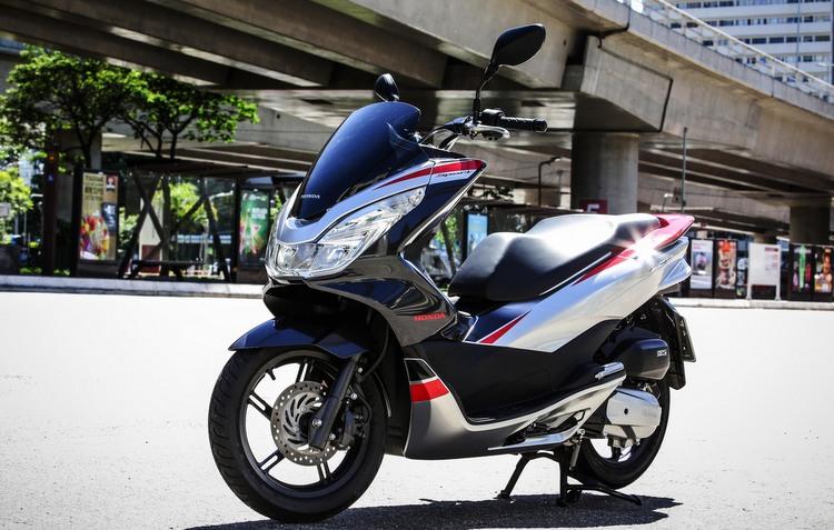 Honda PCX tem recorde de vendas no mês de agosto