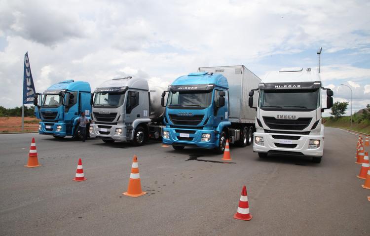 Iveco espera por uma melhora no mercado