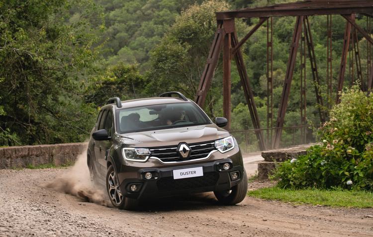 Novo Renault Duster aposta em design e robustez