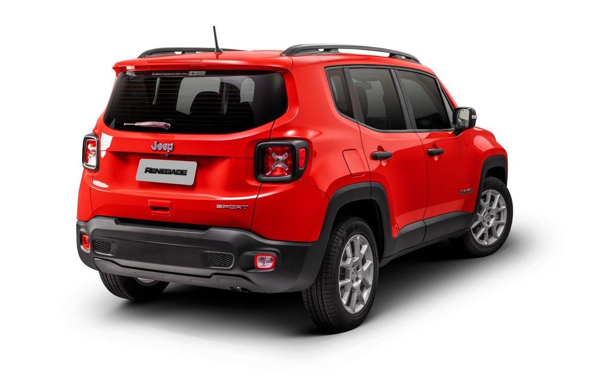 Jeep Renegade comemora 5 anos de mercado e 250 mil unidades vendidas