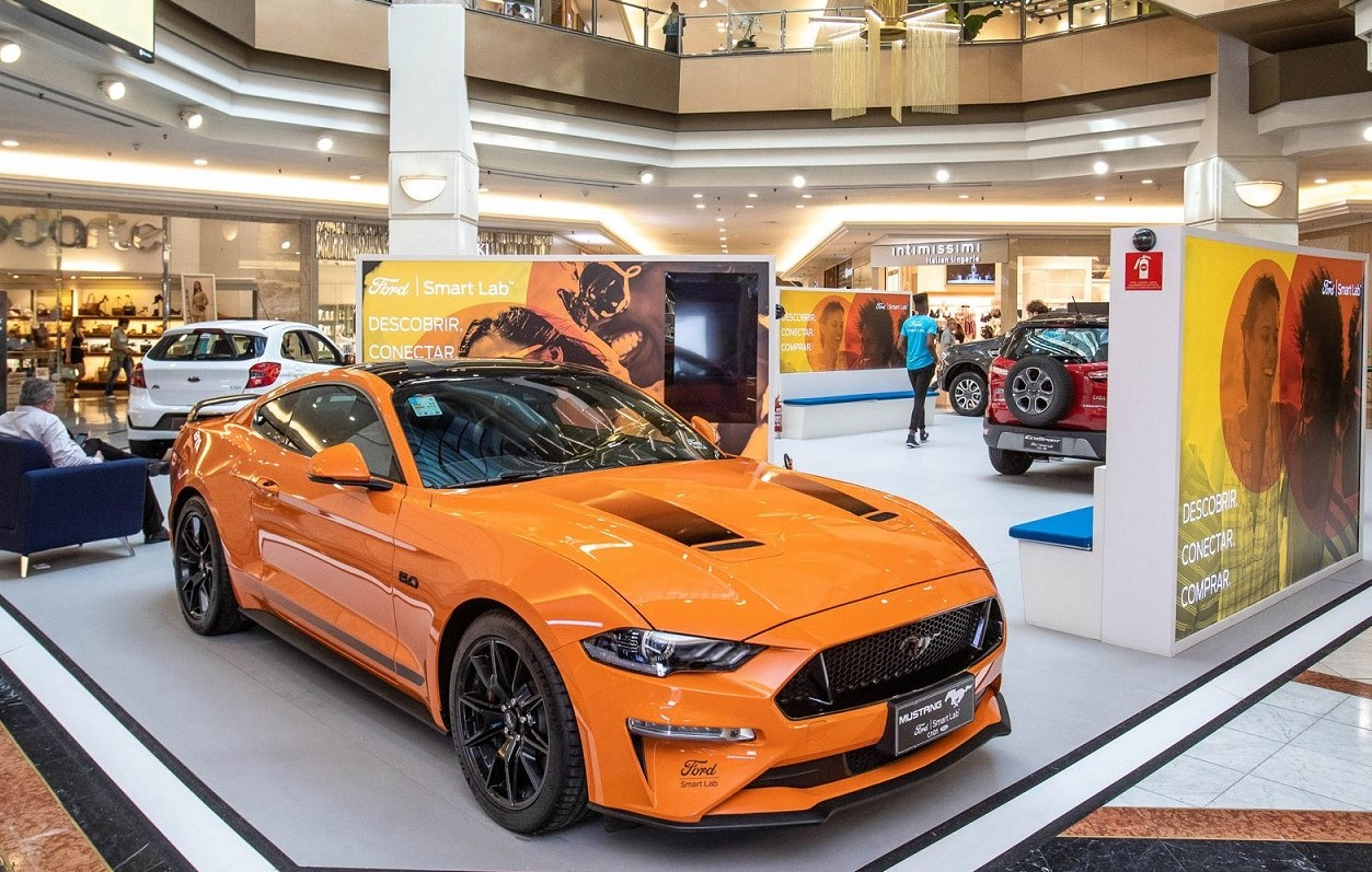 Ford inaugura em São Paulo seu primeiro Smart Lab na América do Sul