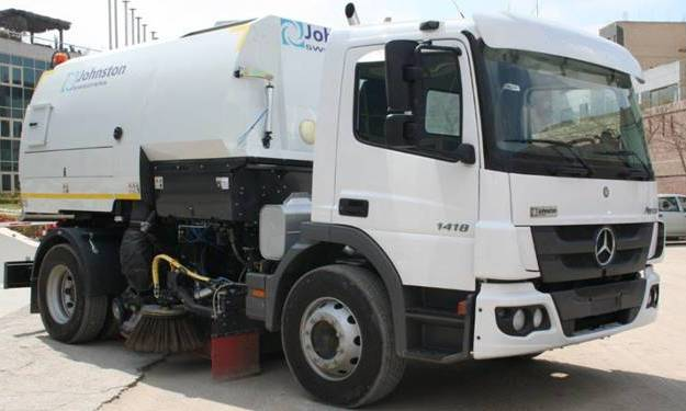 Mercedes-Benz do Brasil exporta 58 caminhões para o Egito
