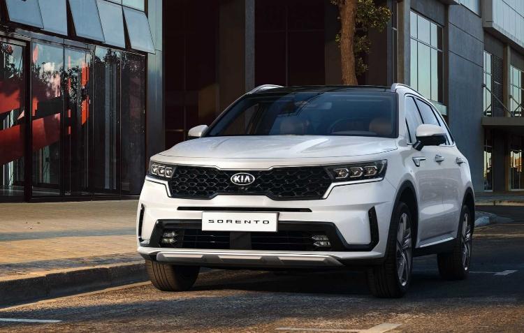 Novo Kia Sorento 2021 ganha novas versões e opção híbrida
