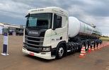 Scania produz caminhão a gás no BR - Foto: Thays Martins/ DP