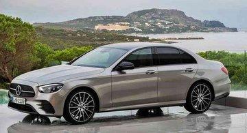 Mercedes apresenta 10ª geração do Classe E - Foto: Divulgação